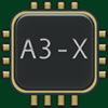 complikated round chip